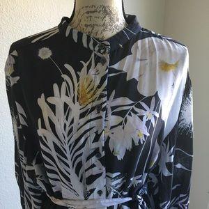 Anna Glover H&M label floral dress/tunic